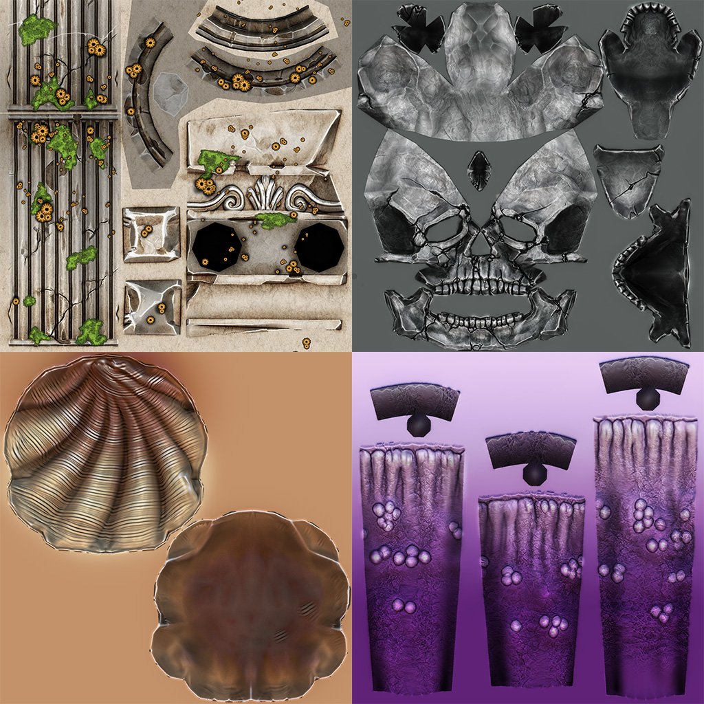 dream prop textures